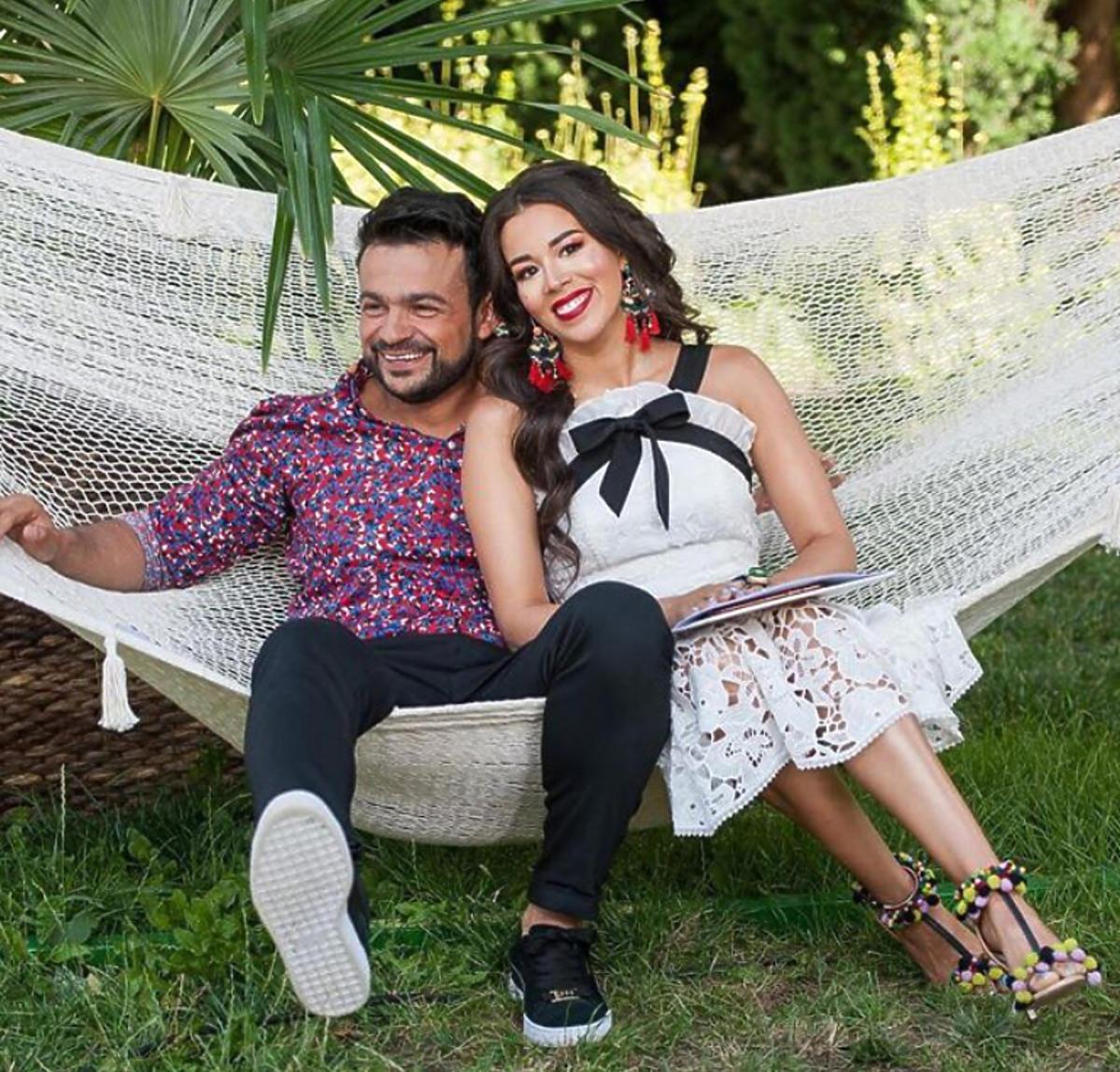 Tamara Gonzalez Perea i Robert El Gendy