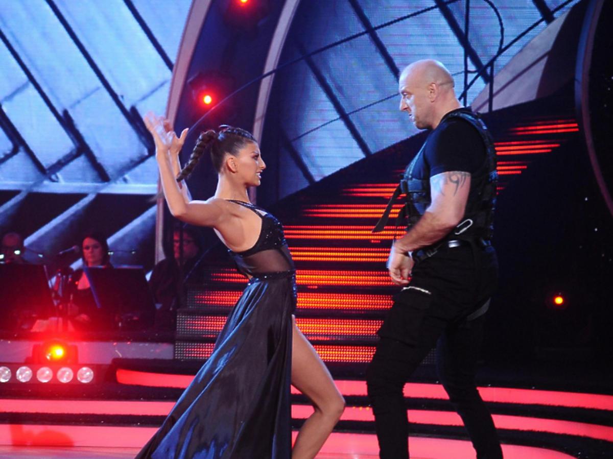 taniec z gwazdami Mariusz