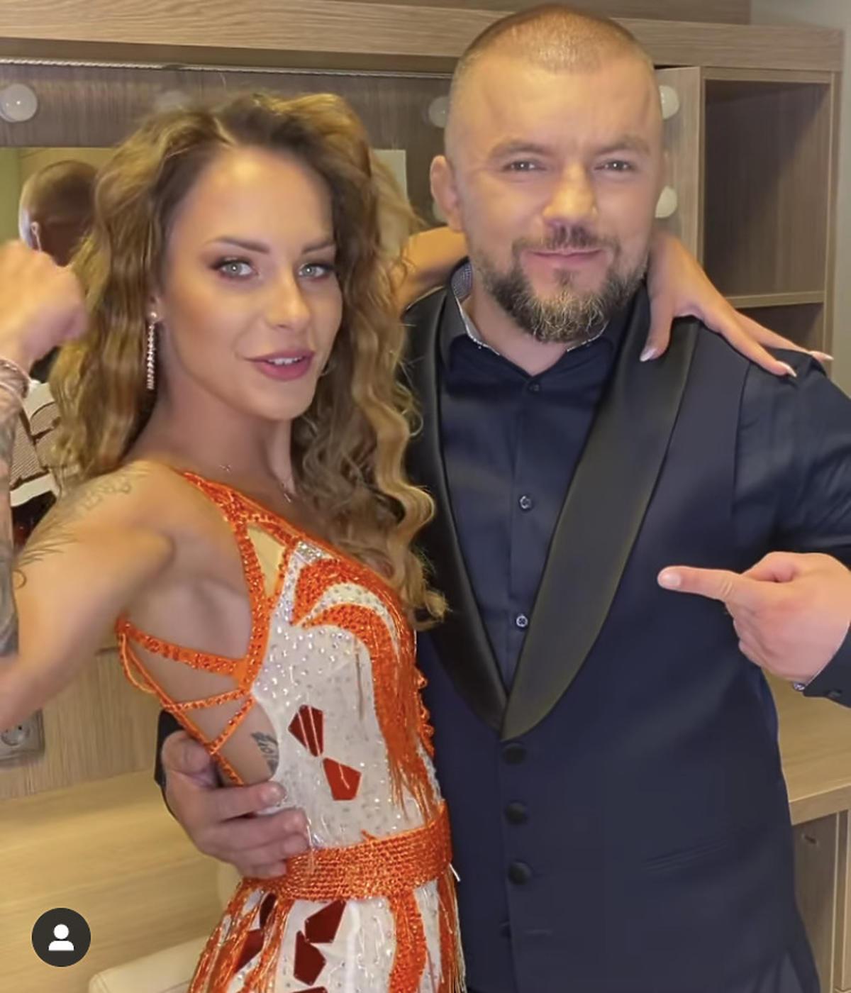 Taniec z gwiazdami 12 Wiktoria Omyła i Łukasz Juras Jurkowski