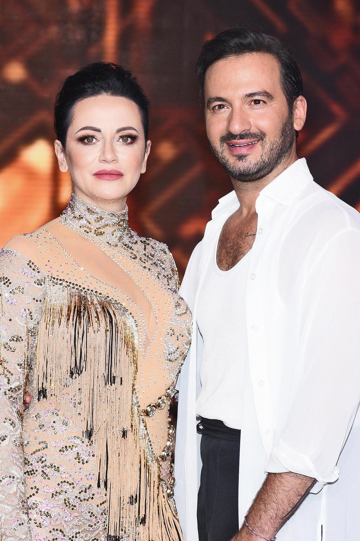 Taniec z gwiazdami: Izabela Małysz i Stefano Terrazzino