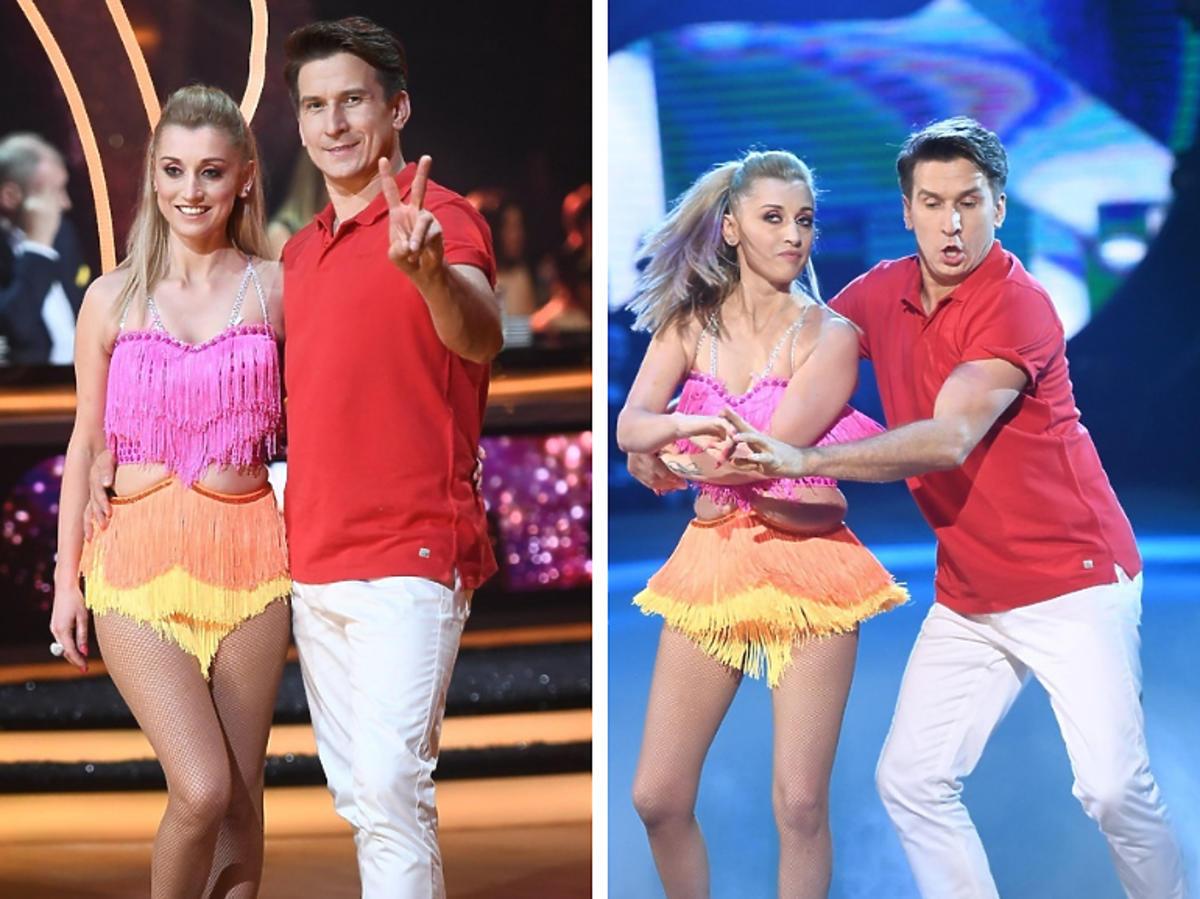 Taniec z gwiazdami, Justyna Żyła