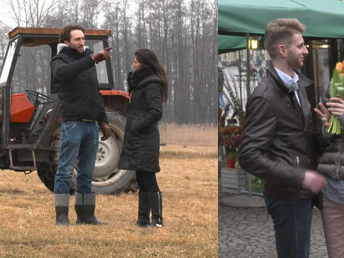 Taniec z Gwiazdami - uczestnicy w rodzinnych miejscowościach