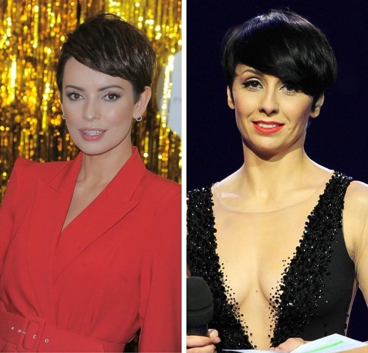 Tatiana Okupnik i Dorota Gardias wyglądają identycznie
