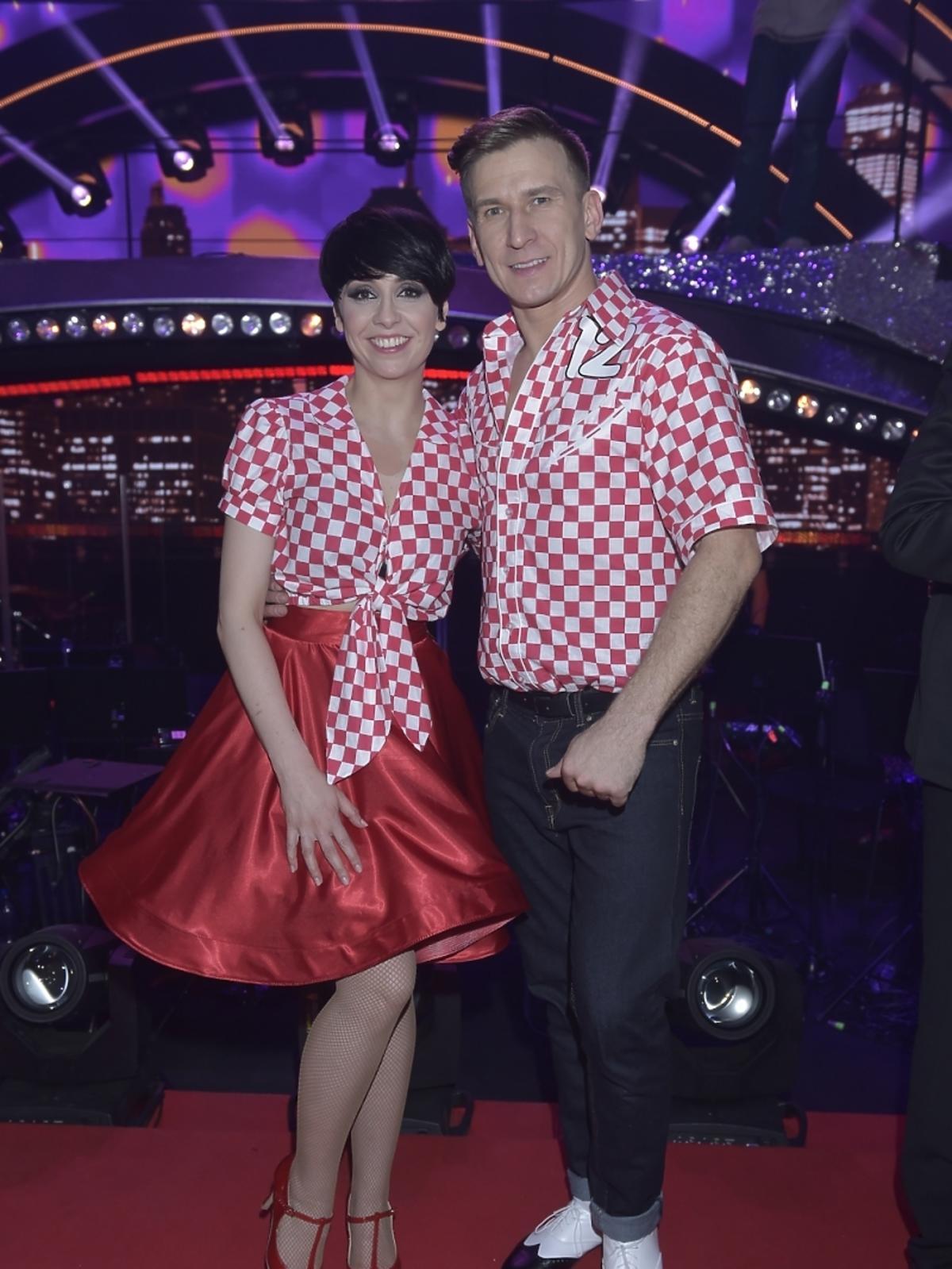 Tatiana Okupnik i Tomasz Barański w