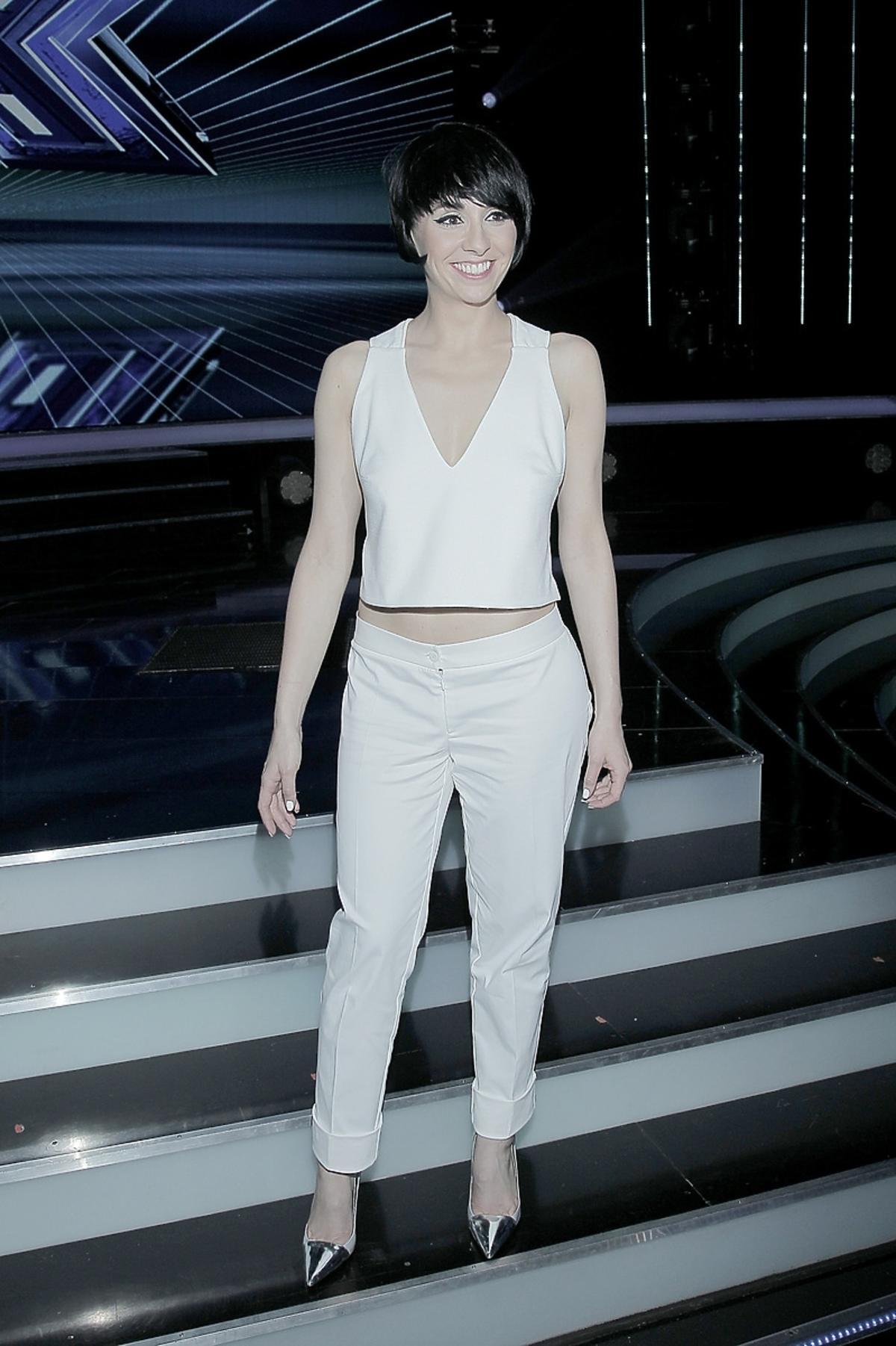 Tatiana Okupnik w ćwierćfinale X-Factor