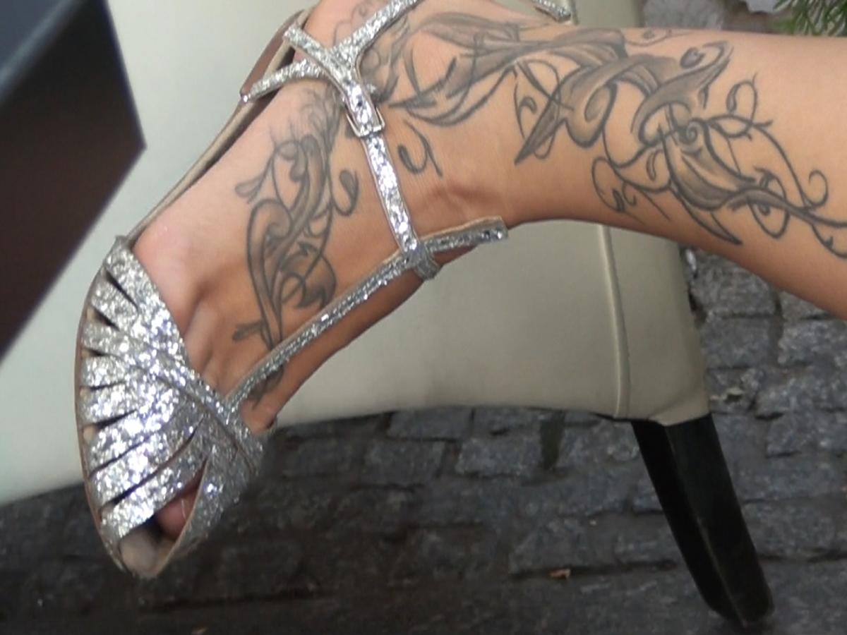 Tatuaże Mai Hyży