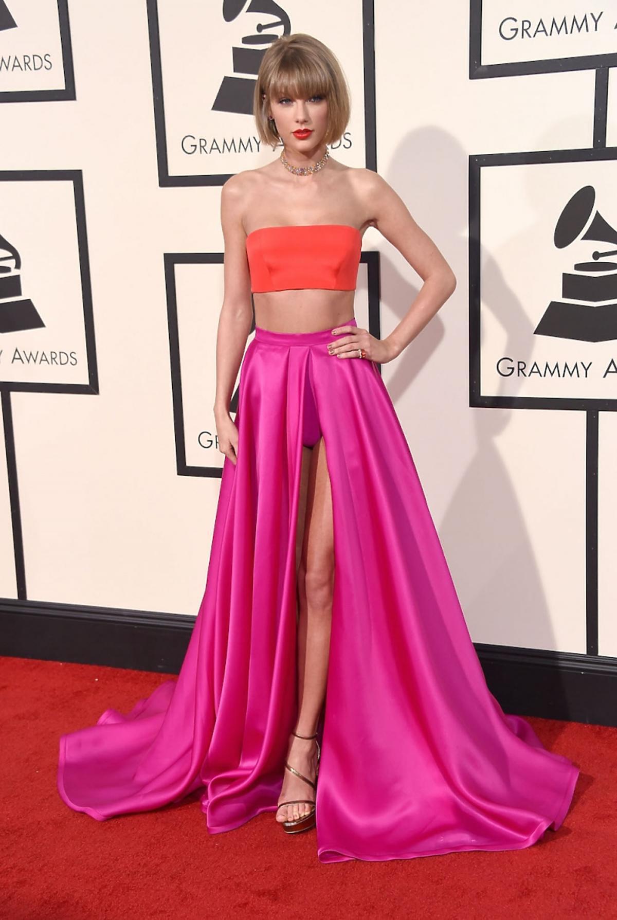 Taylor Swift na gali Grammy 2016