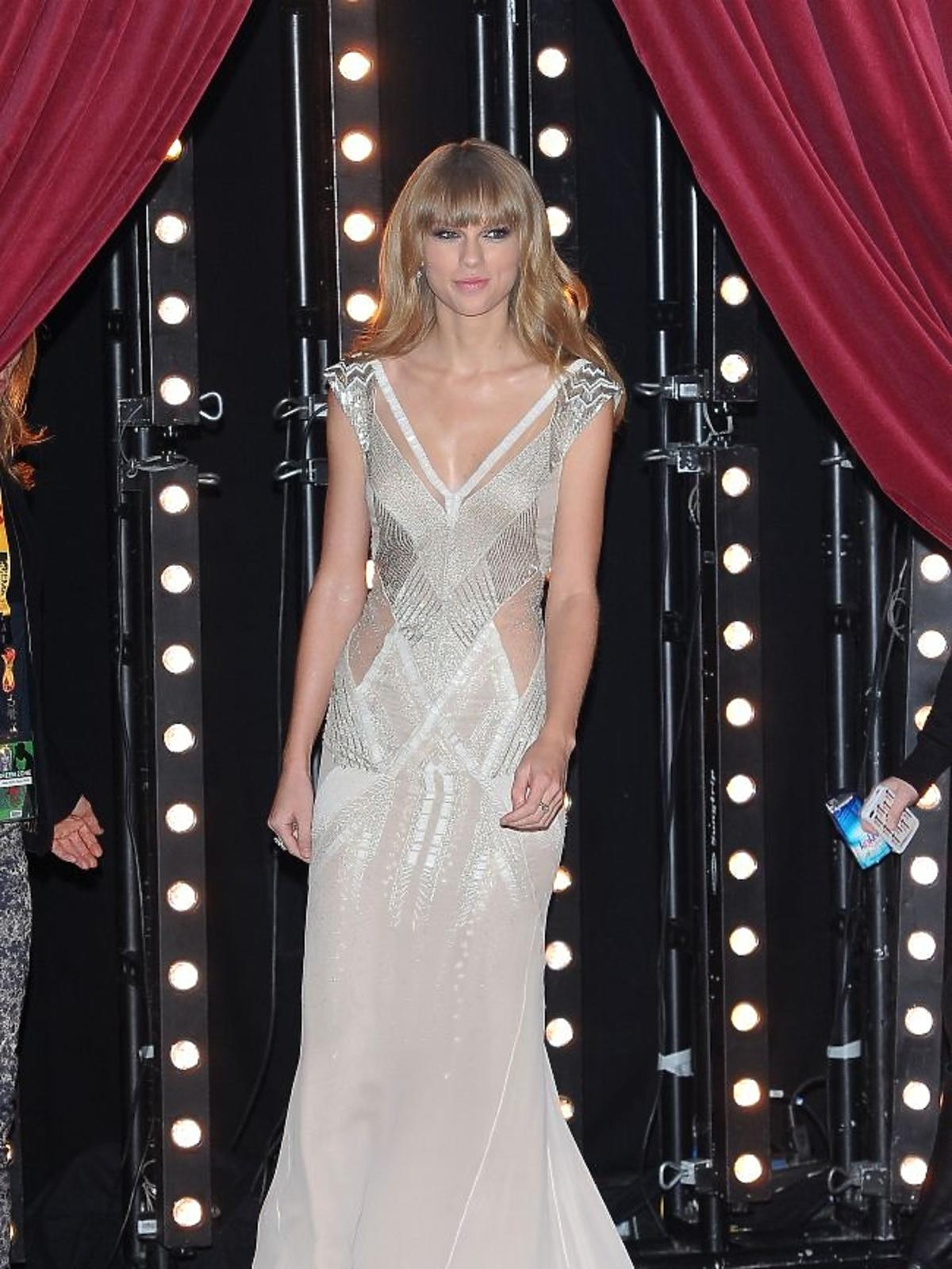 Taylor Swift na gali MTV EMA 2012
