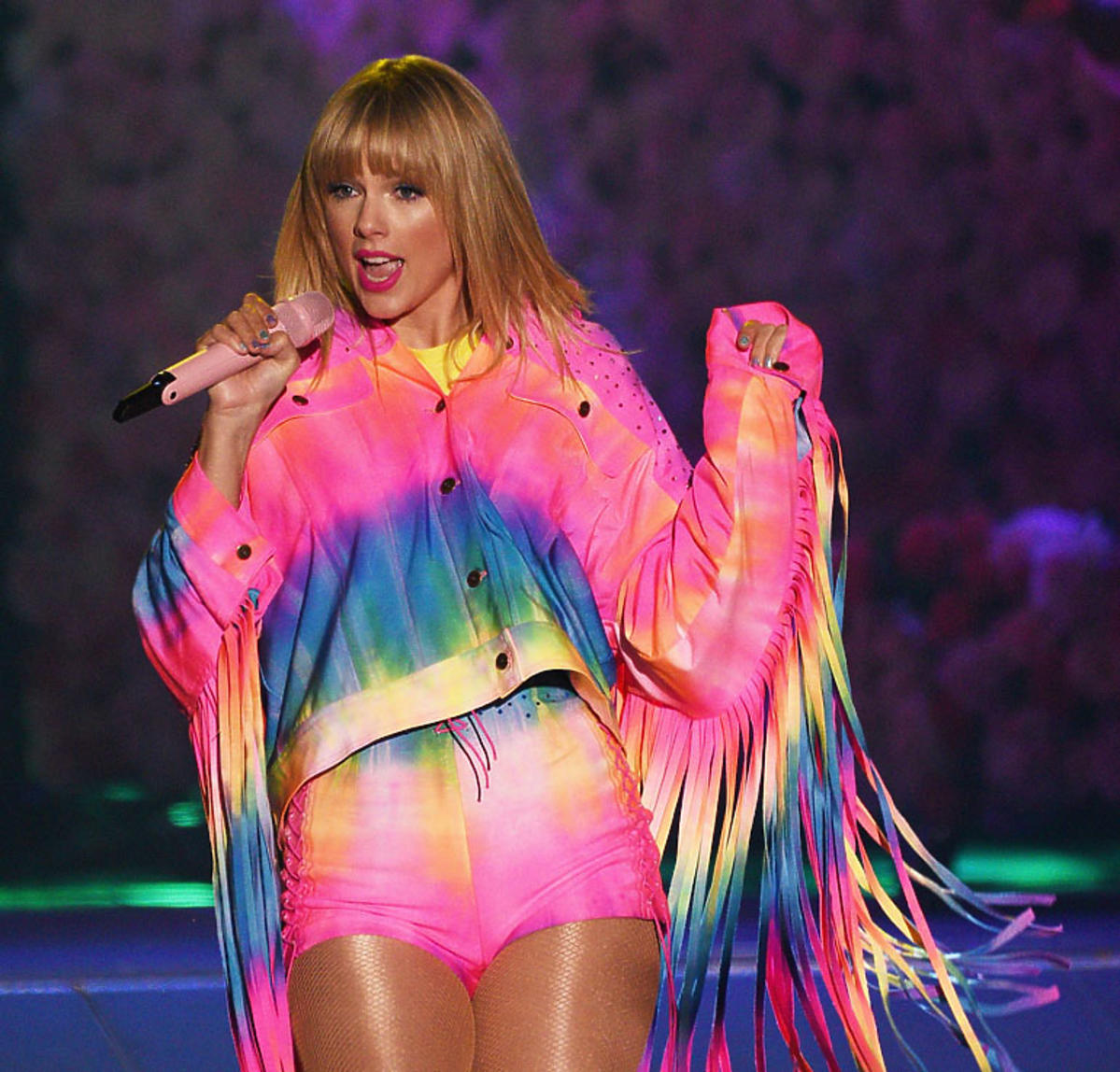 Taylor Swift na koncercie