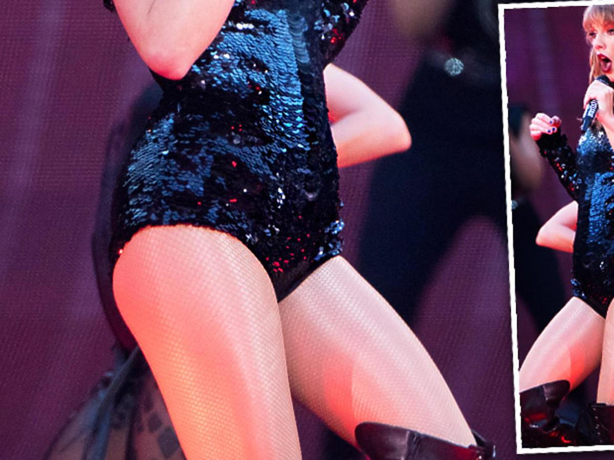 Taylor Swift przytyła? Czy jest w ciąży?