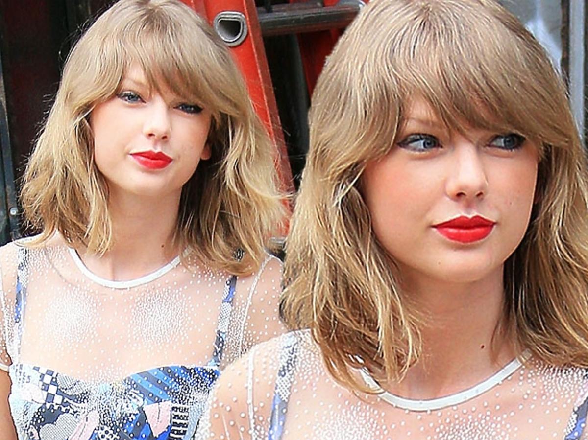 Taylor Swift w Nowym Jorku