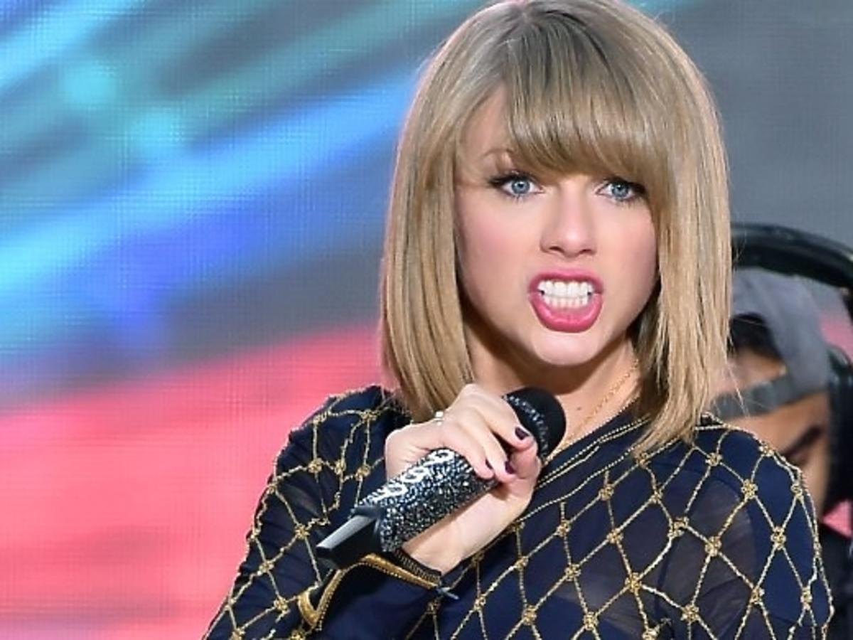 Taylor Swift wycofała swoje piosenki ze Spotify