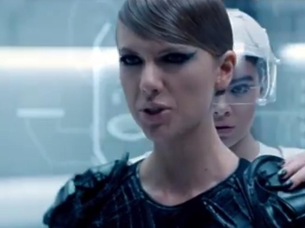 "Teledysk do piosenki ""bad Blood"" Taylor Swift"