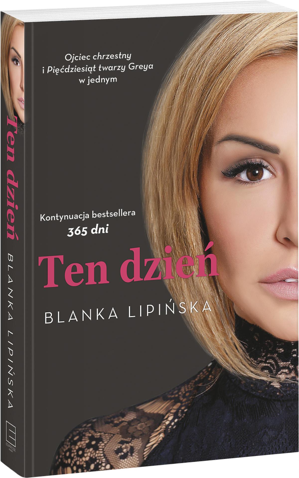 Ten dzień - książka Blanki Lipińskiej