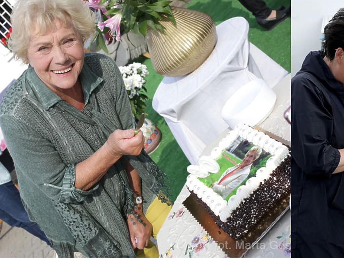 Teresa Lipowska 80 urodziny