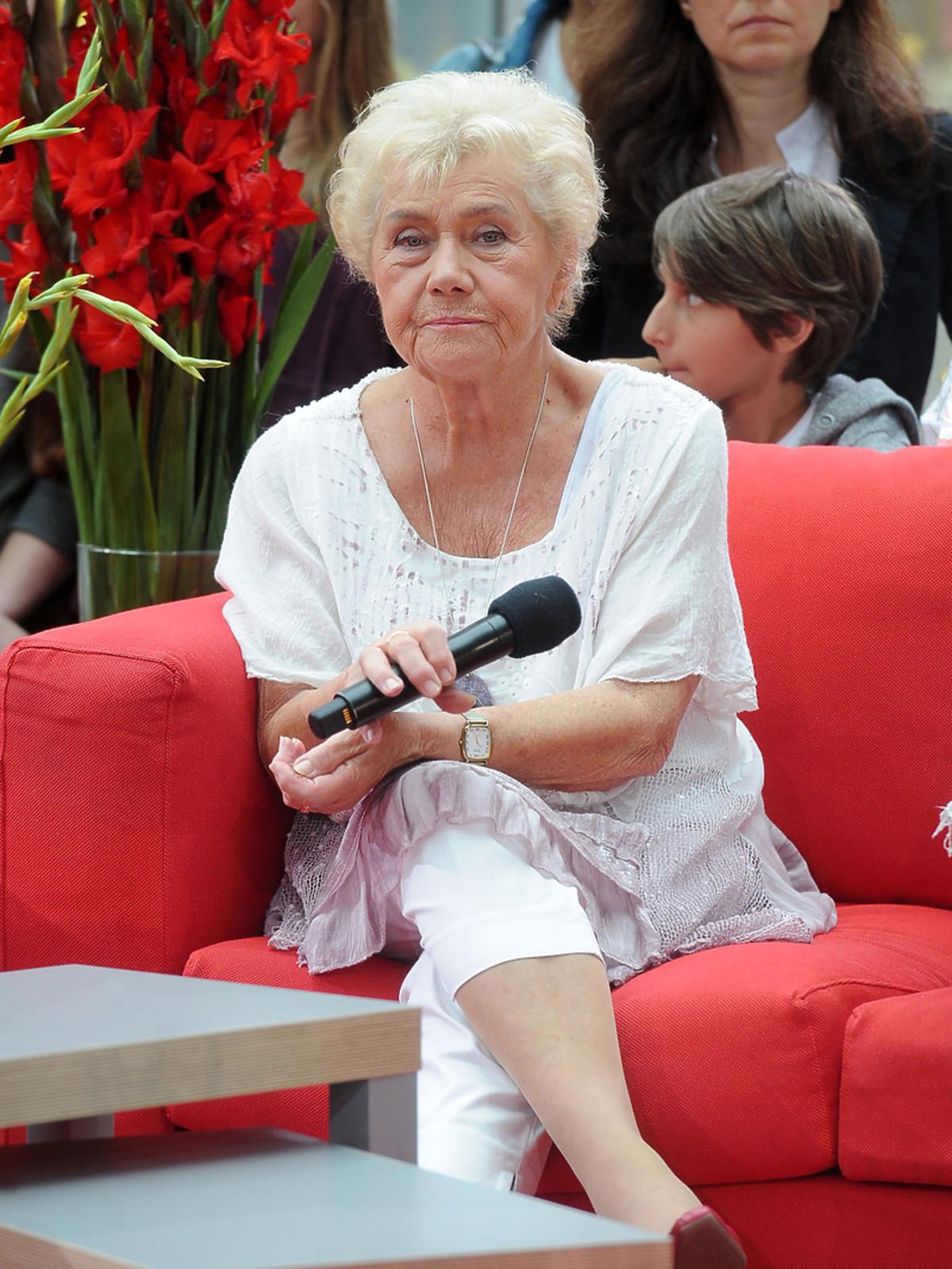 Teresa Lipowska ma problemy ze zdrowiem