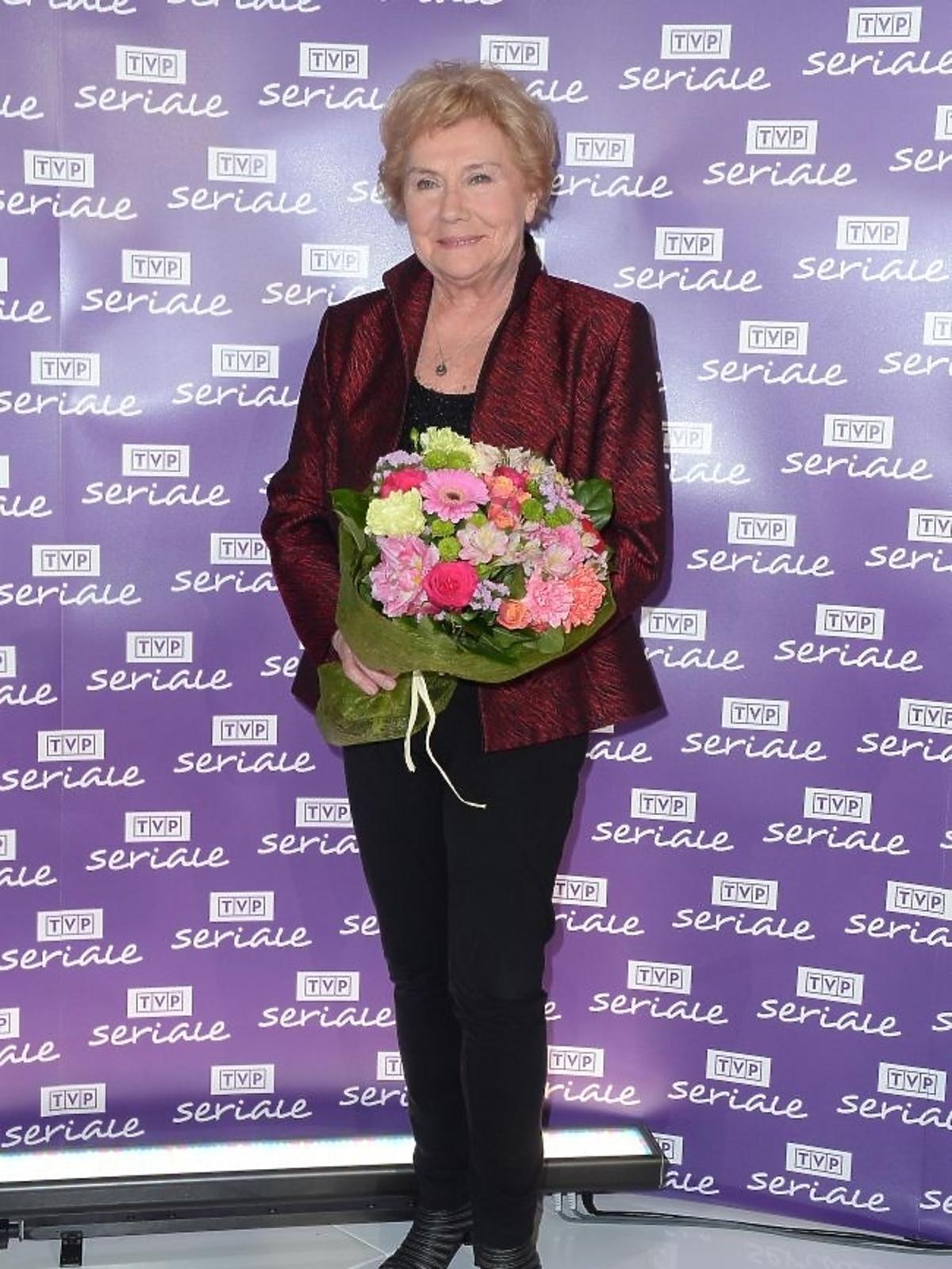 Teresa Lipowska obchodzi 65-lecie pracy zawodowej