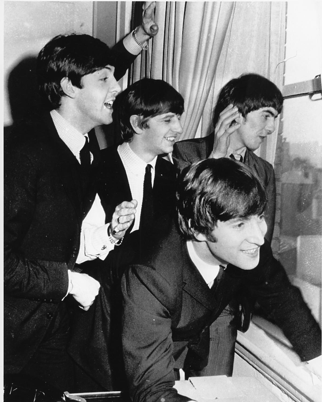 The Beatles w hotelu Plaza