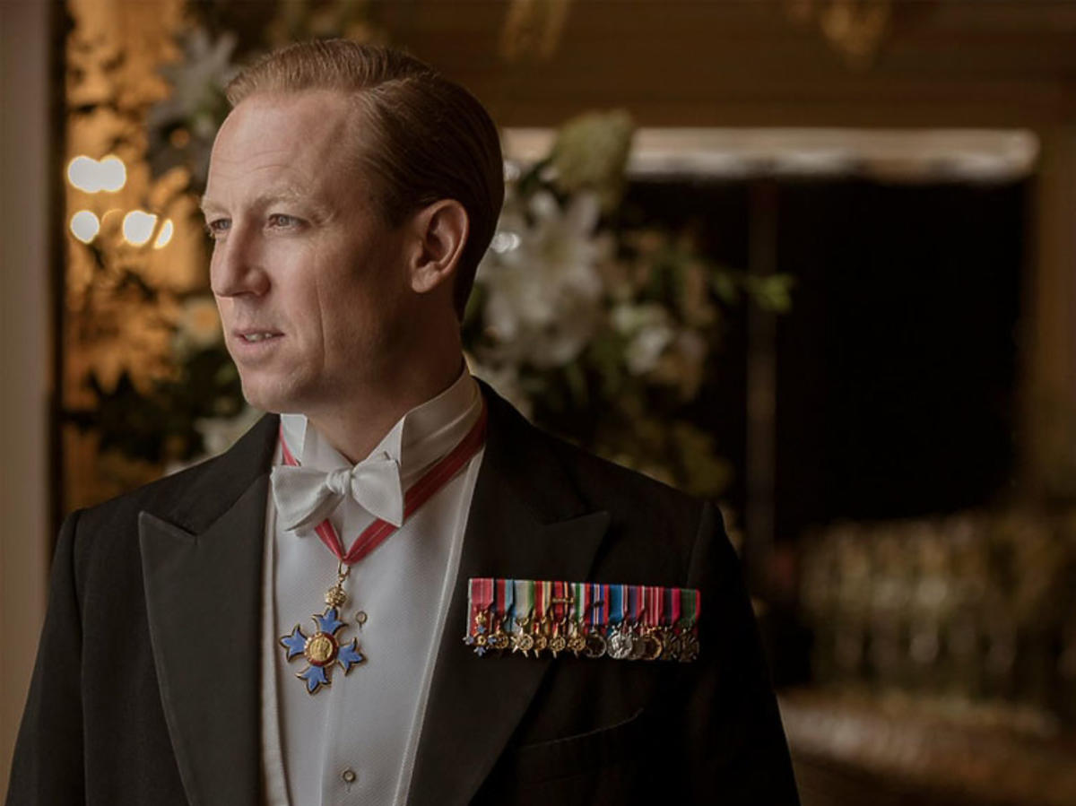 The Crown 3 - nowy książę Filip