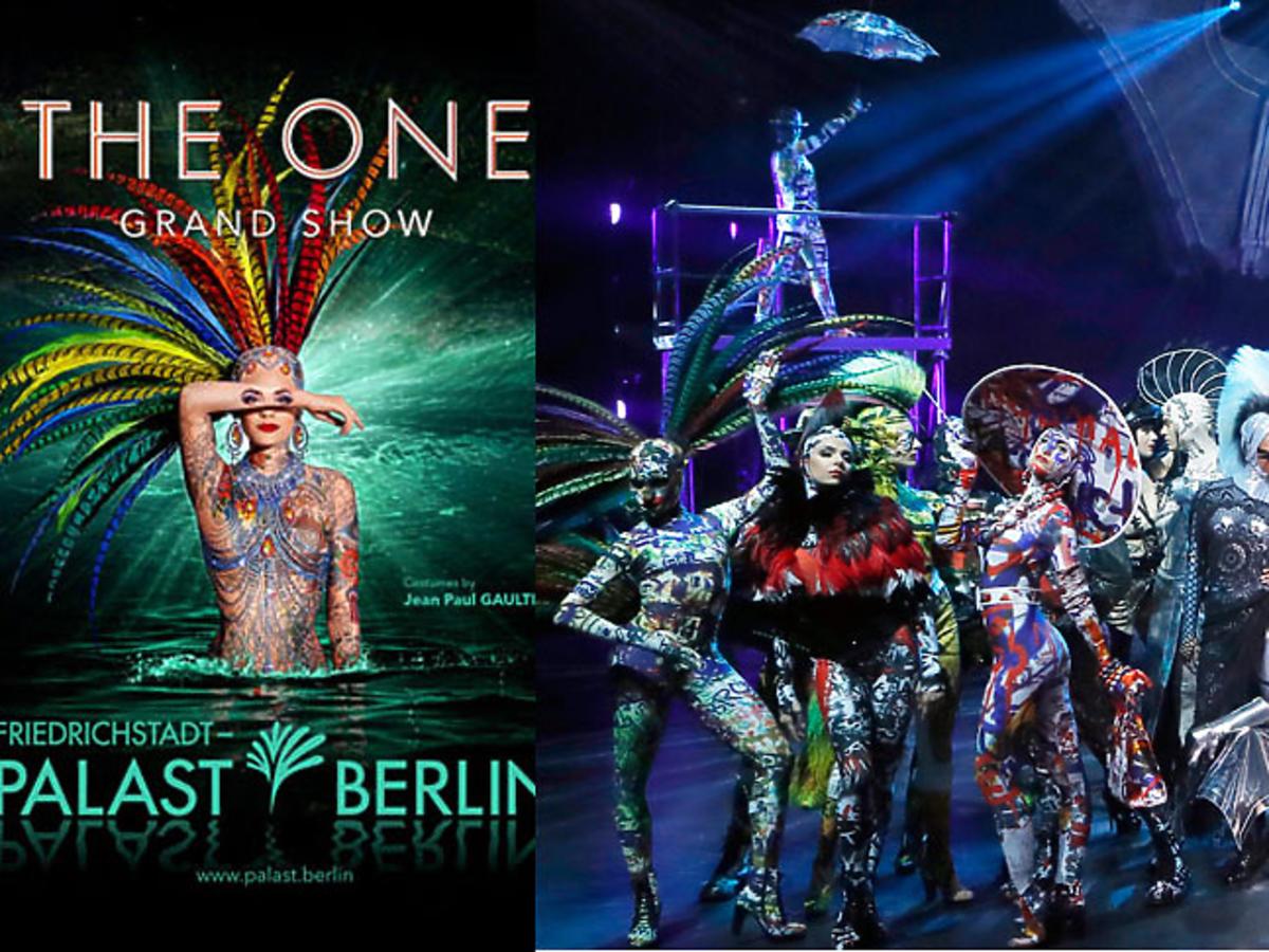 The One Grand Show rewia w Berlinie