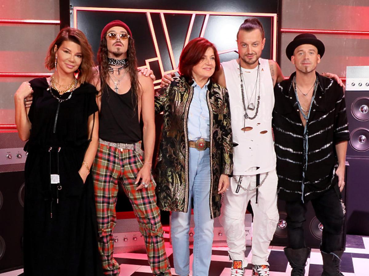 The Voice Of Poland 11 - trenerzy