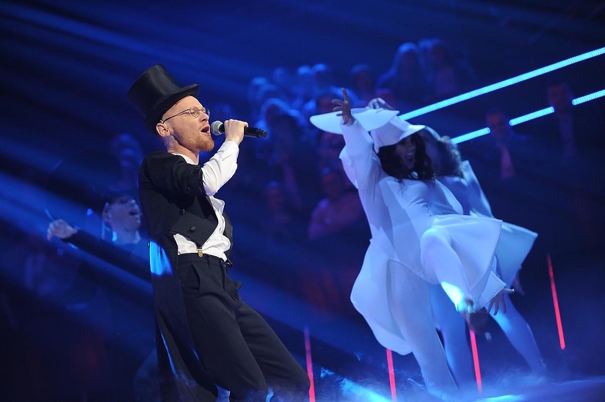 The Voice of Poland 7, Damian Rybicki