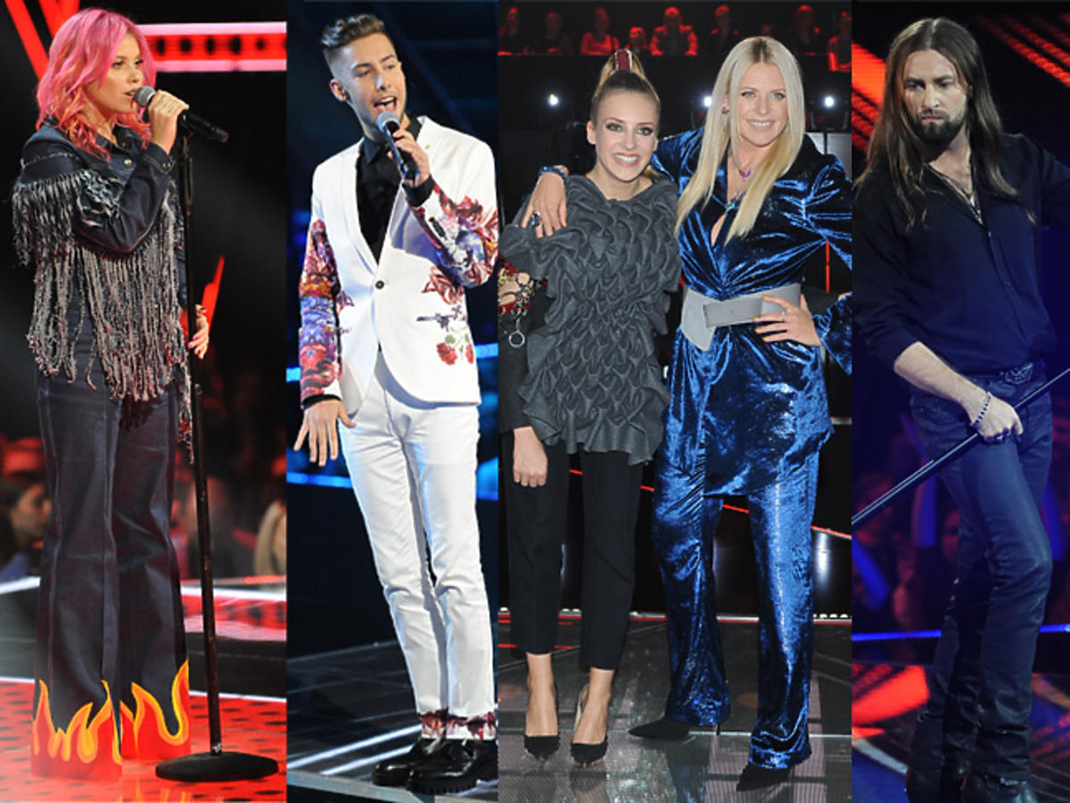 The Voice of Poland 8 - finaliści show