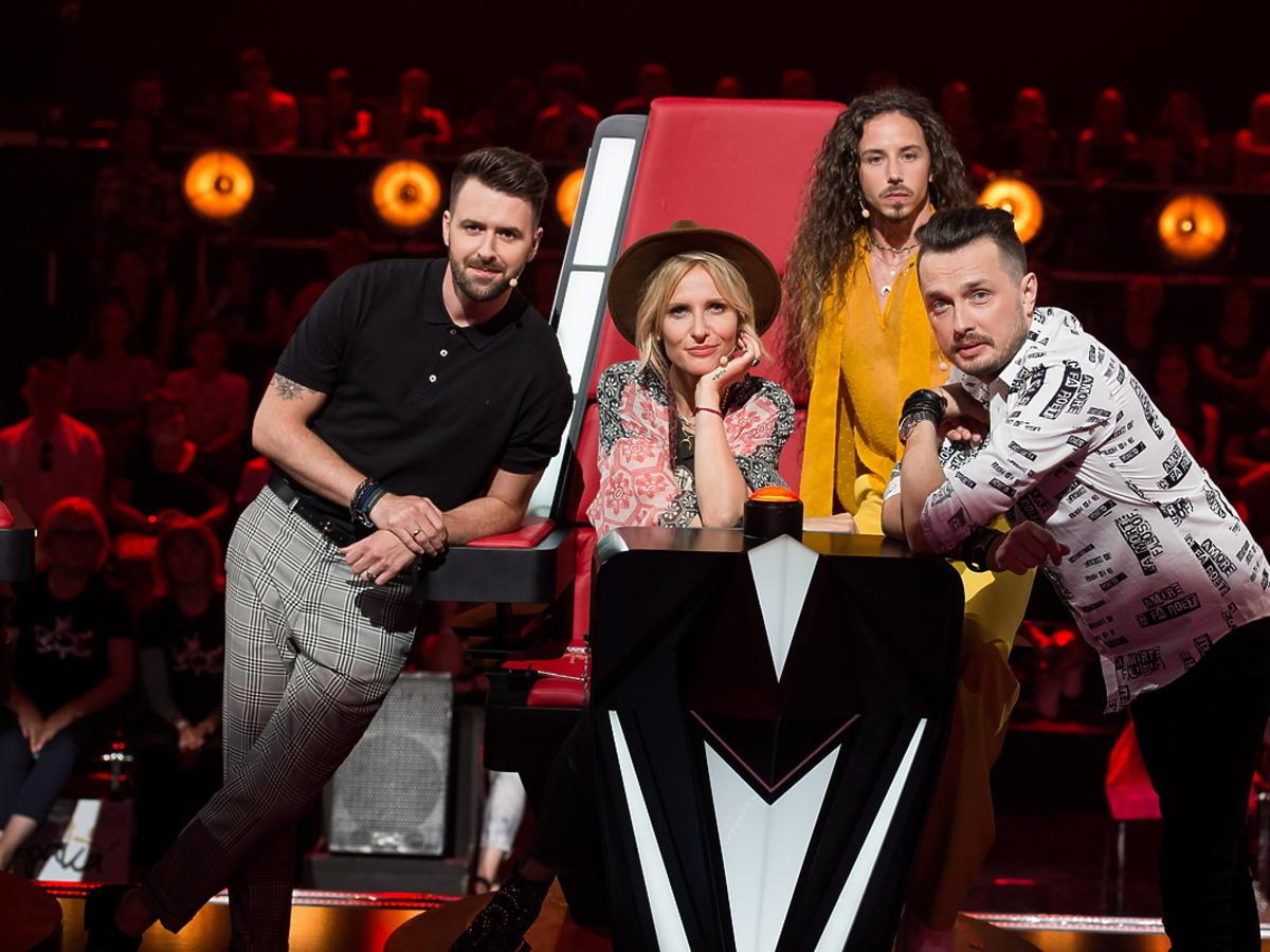 The Voice of Poland - skład trenerski