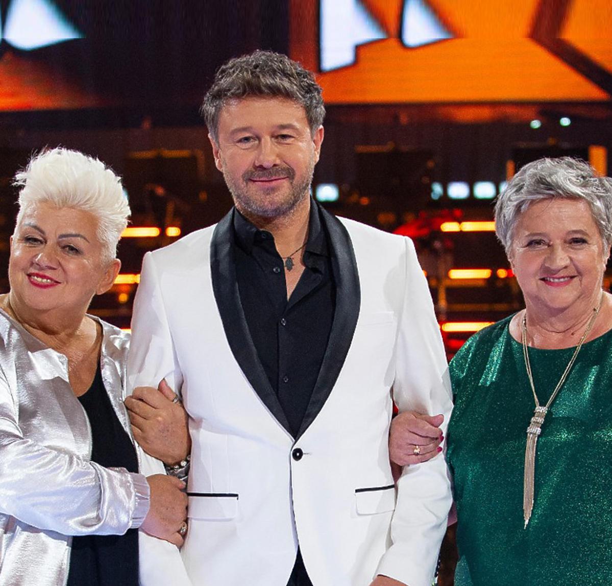The Voice Senior, finaliści z drużyny Andrzeja Piasecznego - Barbara Parzeczewska i Anna Tchórzewska