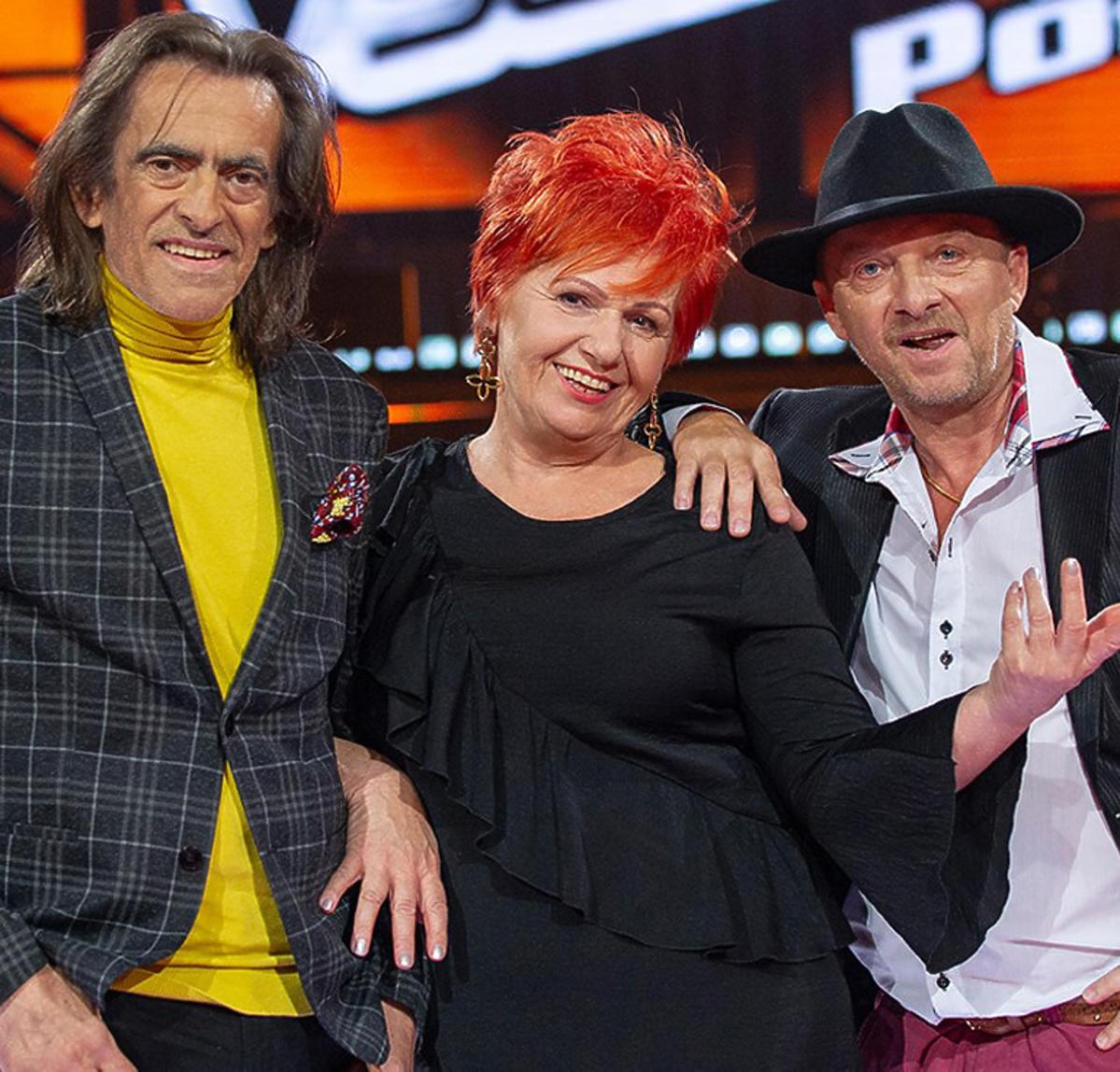 The Voice Senior, finaliści z drużyny Witolda Paszta - Ewa Olszewska i Andrzej Pawłowski