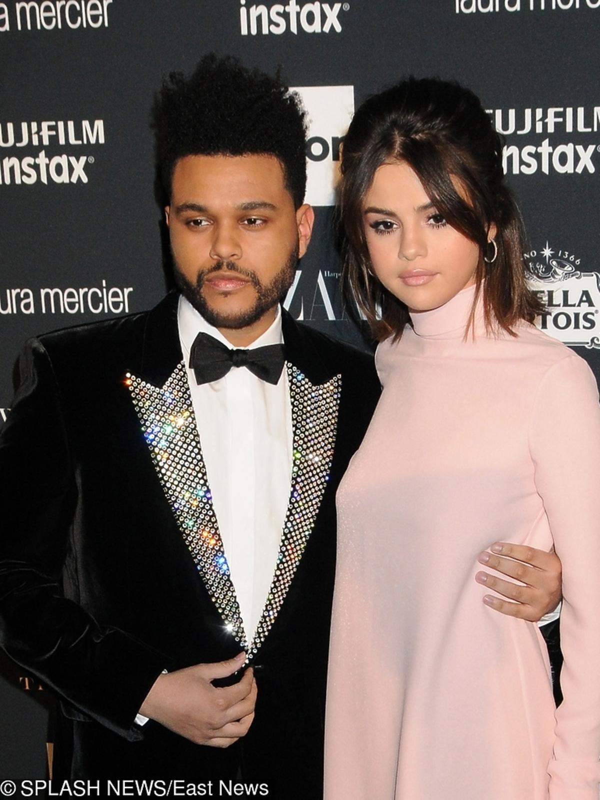 The Weeknd i Selena Gomez / East News