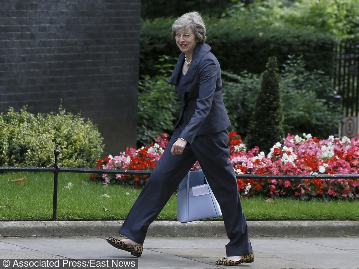 Theresa May, nowa premier Wielkiej