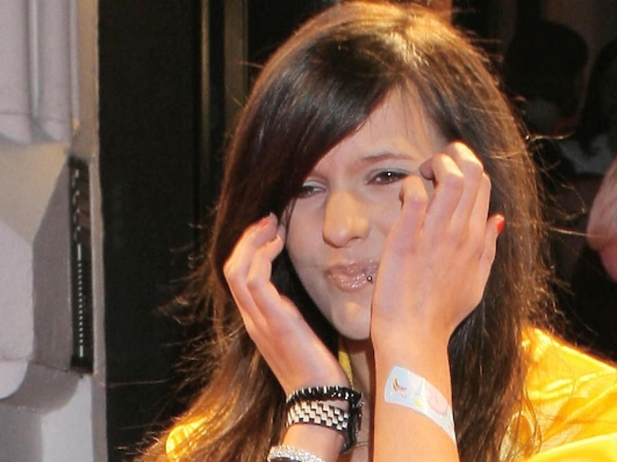 Tola Szlagowska w MTV