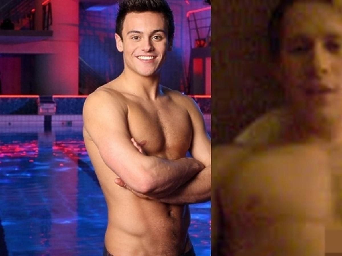 Tom Daley i Dustin Lance Black porno skandal