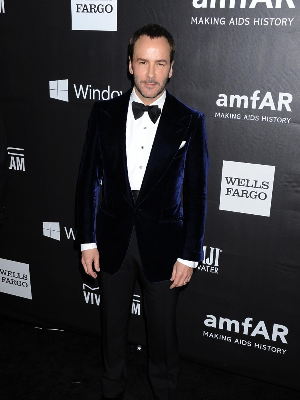 Tom Ford na amfAR LA Inspiration Gala 2014
