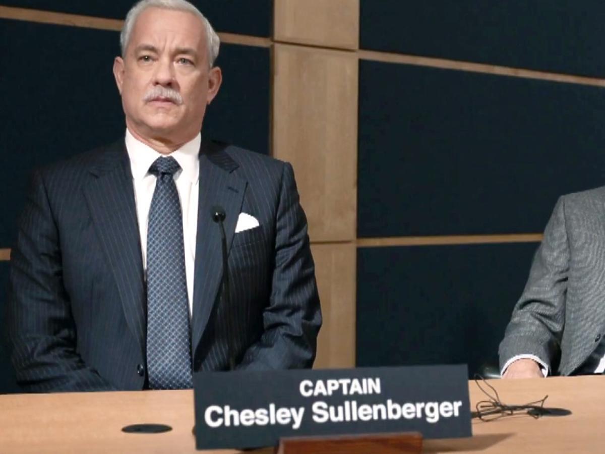 Tom Hanks i Aaron Eckhart w filmie Clinta Eastwooda  Sully