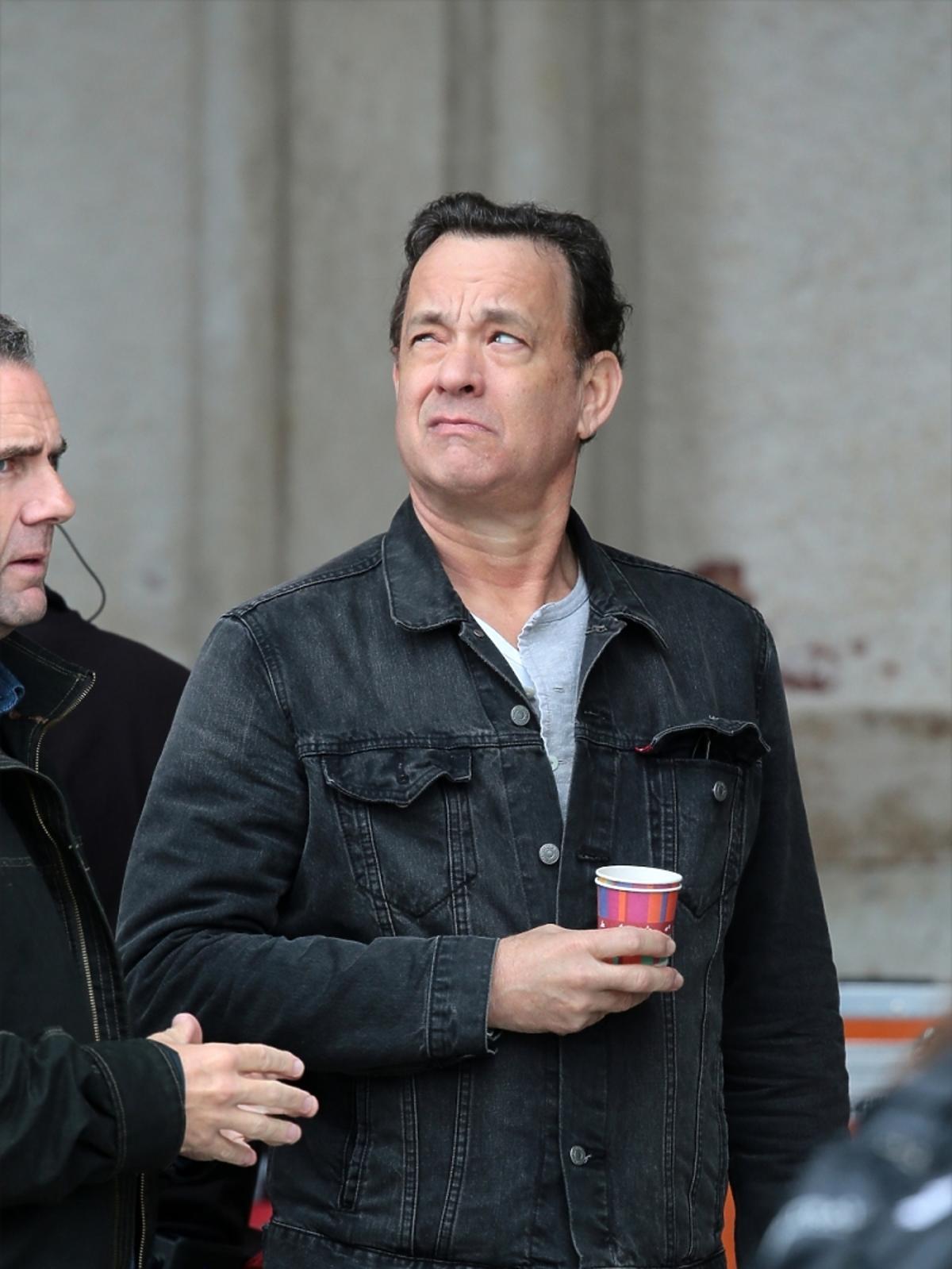 Tom Hanks na planie nowego filmu
