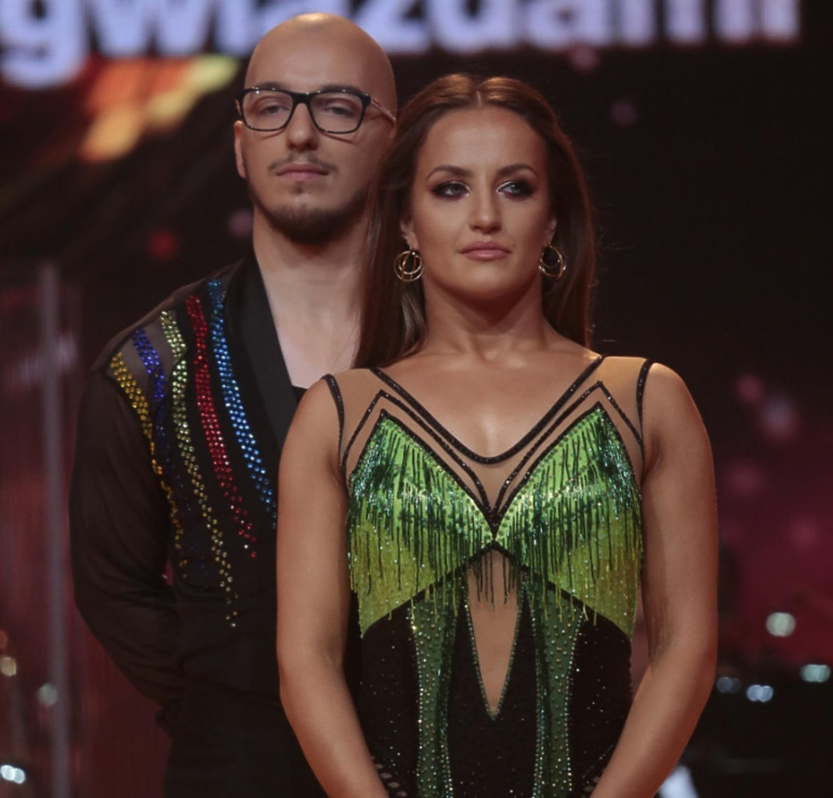 Tomasz Gimper Działowy w finale Tańca z Gwiazdami