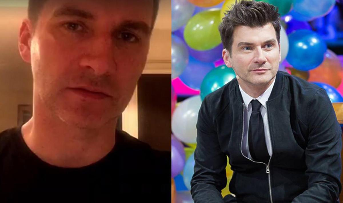 Tomasz Kammel poruszony tragedią w Orlando