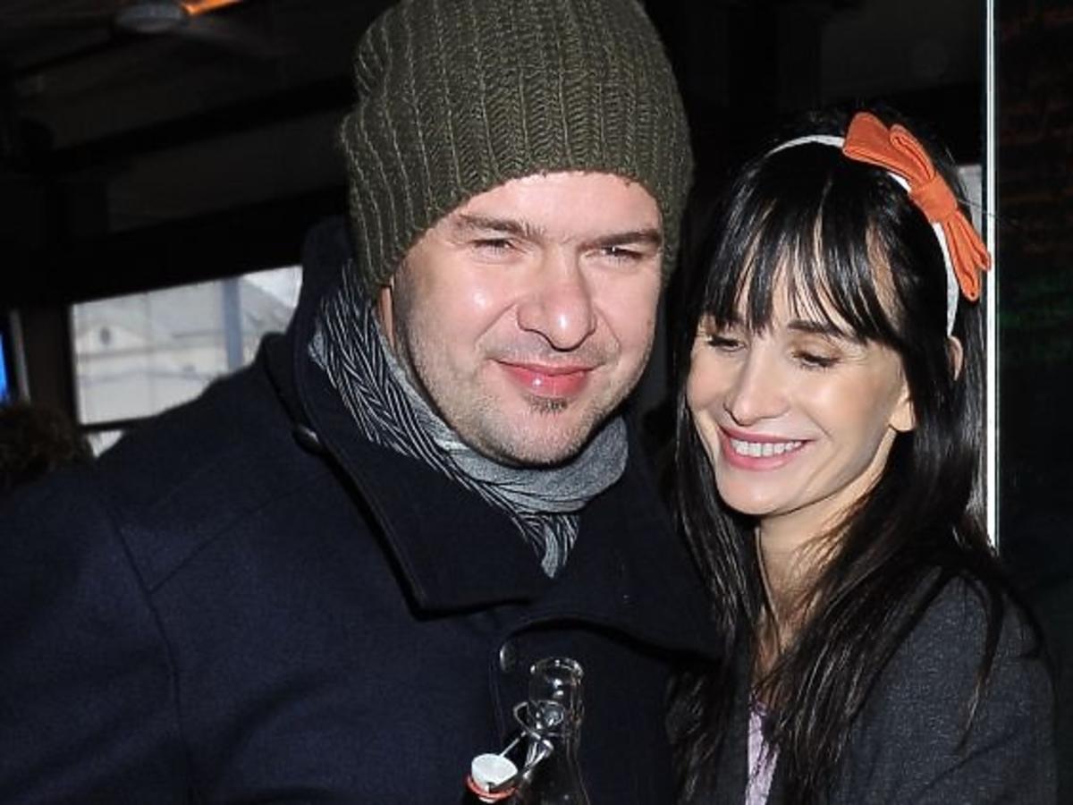 Tomasz Karolak i Viola Kołakowska zostaną rodzicami