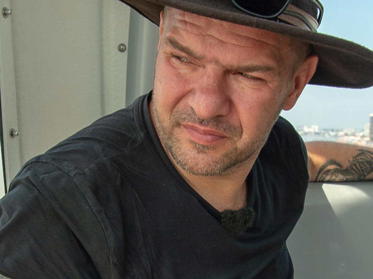 Tomasz Karolak w Ameryka Express