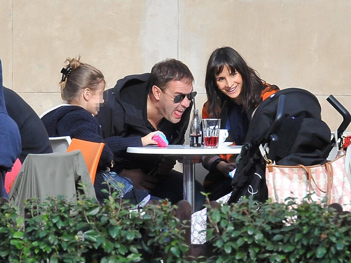 Tomasz Karolak zabrał rodzinę do restauracji