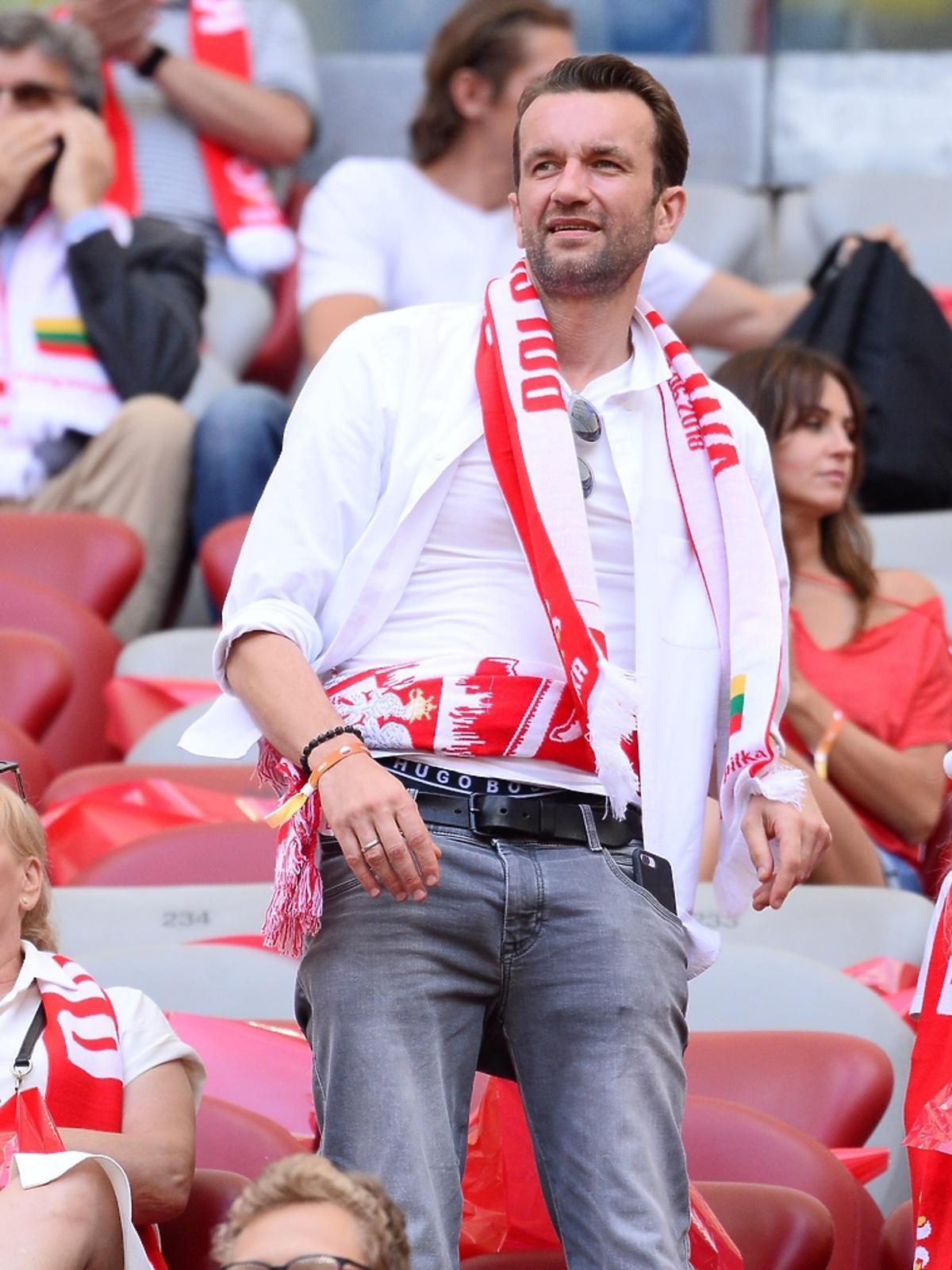 Tomasz Kot, mecz Polska-Litwa