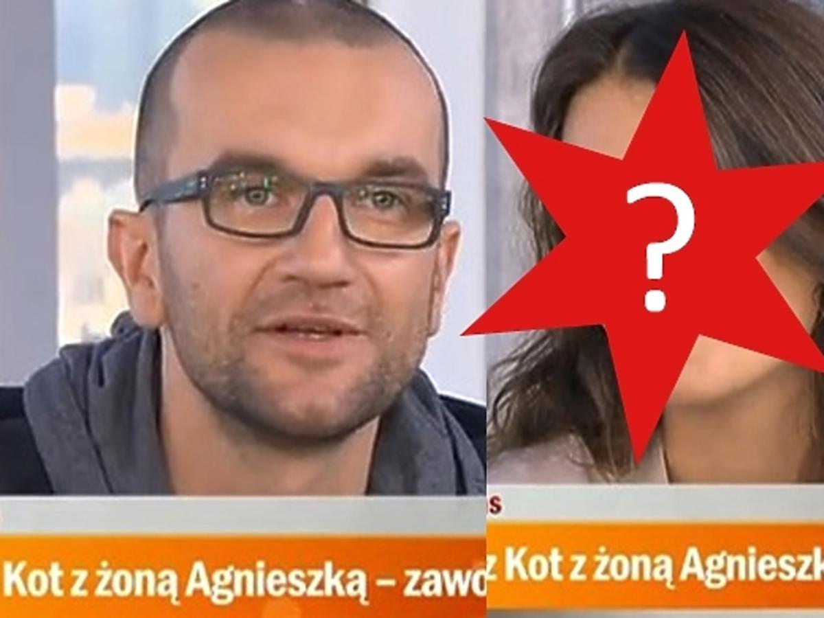 Tomasz Kot z żoną w Dzień Dobry TVN
