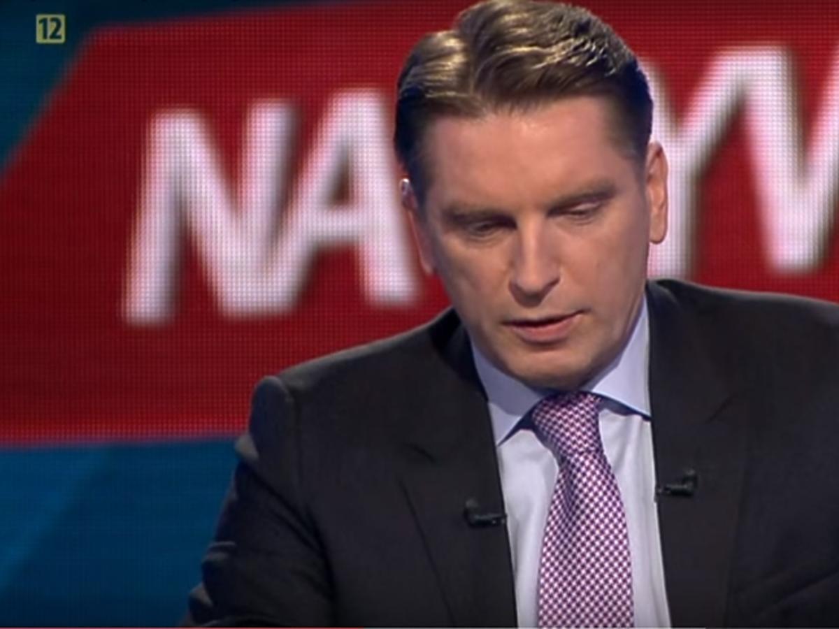 Tomasz Lis żegna się z widzami TVP