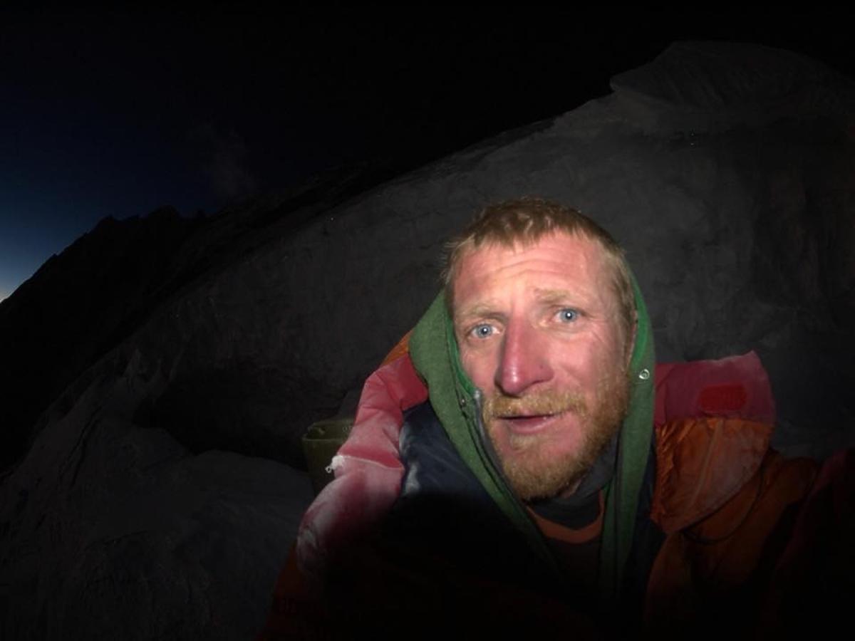 Tomasz Mackiewicz zdobył szczyt Nanga Parbat. Himalaisty nie udało się uratować