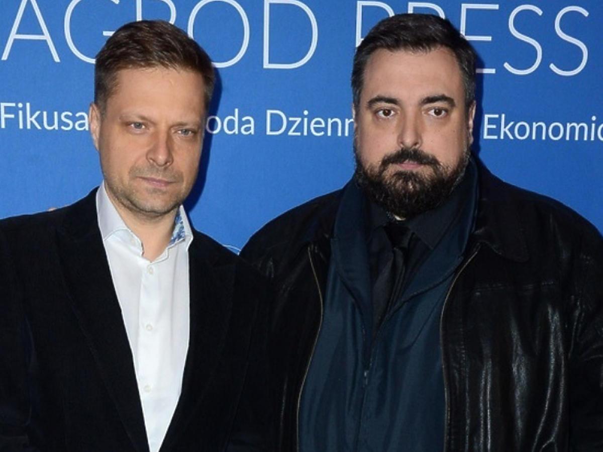 Tomasz Sekielski z bratem, Sekielscy