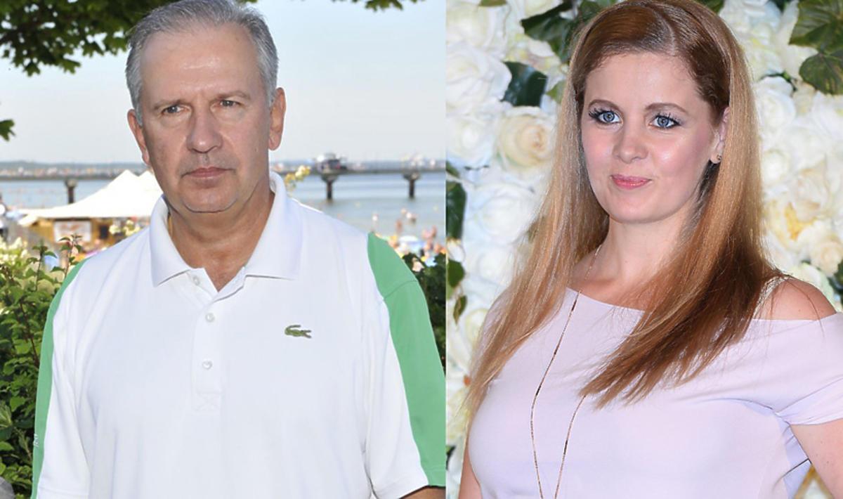 Tomasz Stockinger skomentował plotki o romansie z Anną Powierzą