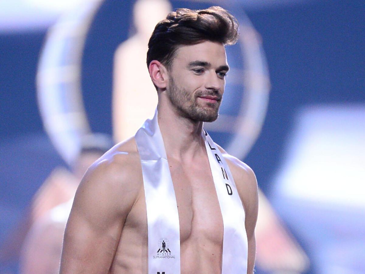 Tomasz Zarzycki w finale Mister Supranational 2019