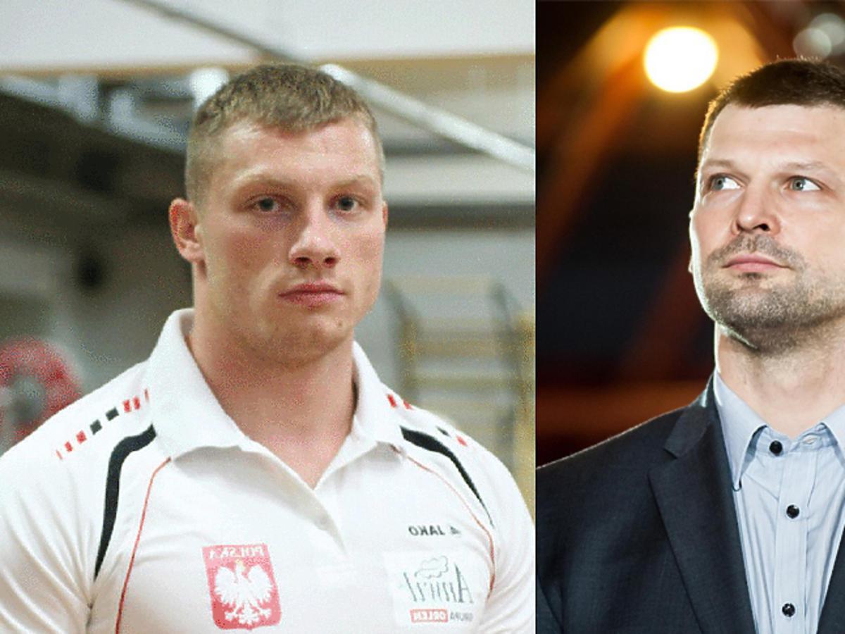 Tomasz Zieliński i Szymon Kołecki